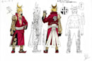 Naruto, Tales artists create special costumes for Tekken 6