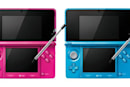 Nintendo's stork to deliver 3DS models in blue and pink to Japan