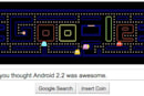 Google's homepage goes amazing to celebrate Pac-Man's 30th anniversary
