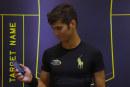 A closer look at Ralph Lauren's smart shirt for athletes