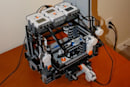 MakerLegoBot is made of Lego, makes things out of Lego, is so meta it hurts (video)