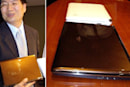 "ASUS Eee PC ""Ultimate"" S101 revealed, and it's brown"