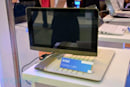 Intel's convertible Keeley Lake concept laptop shows off Cedar Trail, we go hands-on (update: video)