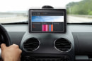 iriver's M7 NV Classic navigates the road and your media
