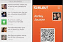 Klout adds Passbook support and perks