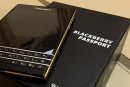 There's apparently a 'Gold Edition' BlackBerry Passport
