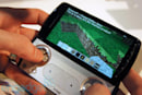 Minecraft Pocket Edition on Xperia Play hands-on (video)