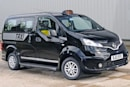 Nissan's e-NV200 all-electric van earmarked for a London taxi makeover