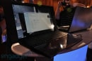 ASUS NX90Jq hands-on: dual touchpads unite! (update: video)