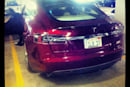 Tesla delivers first Model S a little early, EVs take a big step forward (update: video!)