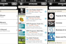Stitcher List burrows into Radio app, gets you in the loop quicker
