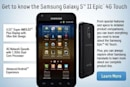 Samsung Epic 4G Touch training docs leaked, likely to have 4.5-inch display?