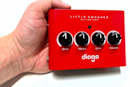 Diago's Little Smasher puts a 5W guitar amp in a tiny carbon steel box (video)