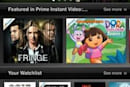 Amazon Instant Video app updated to support to iPhone and iPod touch