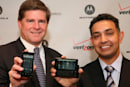 Motorola selling Droids faster than it can make them, has up to four videophones in pipeline