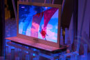 Eyes-on with Samsung's 31-inch and 14-inch OLED TVs -- take that Sony