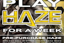 EB: Play Haze for a week, then get your money back