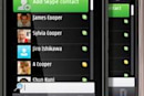 Skype gets upgraded for Symbian, includes N8 support