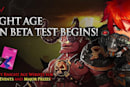 Knight Age open beta launches today
