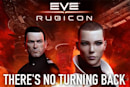 Here's an EVE dev diary video on Rubicon 1.1