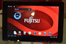 Fujitsu M532 tablet rears head in video, promises Ice Cream Sandwich and Tegra 3?
