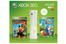 New family-friendly Xbox 360 Arcade bundle and game discounts at Amazon
