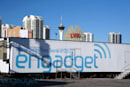 Live from Engadget's CES 2013 Trailer!