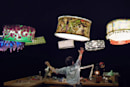 Cirque du Soleil turns drones into dancing lampshades