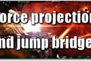 EVE Evolved: Force projection and jump bridges