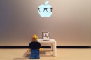 Flickr Find: Lego Steve Jobs and our beloved Mac