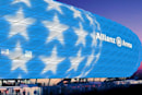 Philips is turning one of Germany's biggest stadiums into a huge LED display