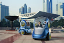 GM's two-seater EN-V concept makes 'urban mobility' hip again