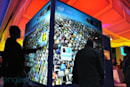 Intel Infoscape HD wall brings real-time web visualization (hands-on)