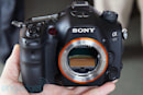 Sony reveals the Alpha A99, its first full-frame flagship since 2008's A900 (hands-on)