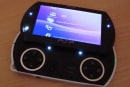 PSP Go scores its first mod job, a handful of white LEDs find a new purpose in life