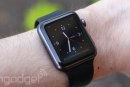 The first Apple Watch update arrives with faster app performance