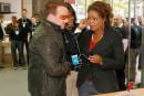 Bono and Oprah confirm iPod nano RED in Chicago