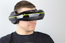 Vuzix's VR headset adds earphones and supports multiple devices