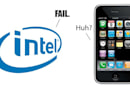 Intel: ARM's the reason the iPhone... sucks?