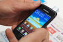 Samsung Galaxy R, Wave M, M Pro, W, Xcover, and Wave Y hands-on (video)