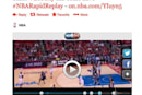 Twitter partners with NBA to highlight in-game replays, Blake Griffin posterizations