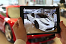 Ferrari's AR showroom app delves inside your next supercar