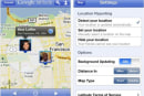 Google Latitude lands in iTunes App Store, for good this time