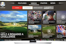 In time for Ryder Cup, Samsung lets golf fans in on new TV app