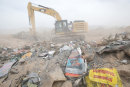 E.T. unearthed: The dig for legendary Atari cartridges in pictures
