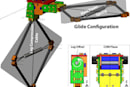 Carnegie Mellon robot jumps up, jumps up and glides down (video)