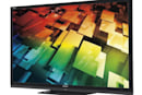 Sharp's new 70-inch LCD HDTV is definitely bigger than the one your friend just bought