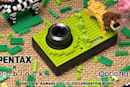 Pentax announces customizable cameras, faceplate-swapping RS1000 and Lego-loving NB1000