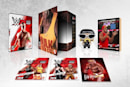 WWE 2K15 collector's edition has 24-inch pythons, brother