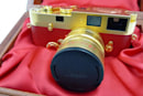 Leica MP Golden Camera celebrates 60th anniversary of Chinese republic